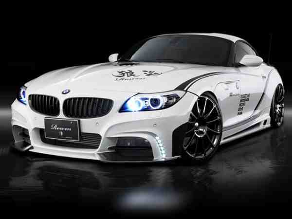 Rowen Japan BMW Z4
