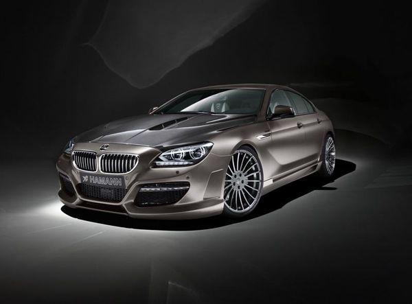 Hamann BMW 6 Gran Coupe