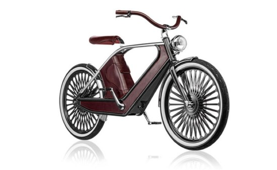 Very innovative, yet very vintage, the Cykno Electric Bicycle is an Italian-made eco vehicle that promises emissions-free rides in style and comfort