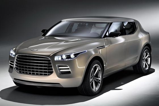Hamarosan érkezhet az Aston Martin terepjárója 1ef97efc13