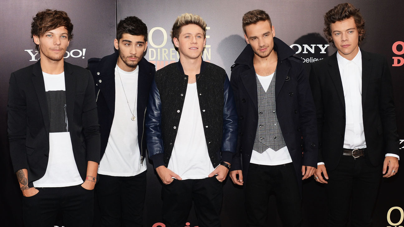 """""""One Direction: This Is Us"""" New York Premiere - Arrivals"""