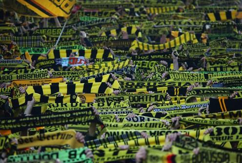 A Bundesliga meccsei közül a legtöbben a Dortmund mérkőzéseit tekintik meg. Fotó: Fingerhut / Shutterstock.com