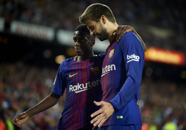 Barcelona v Espanyol - La Liga