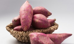 57189576 - red sweet potato