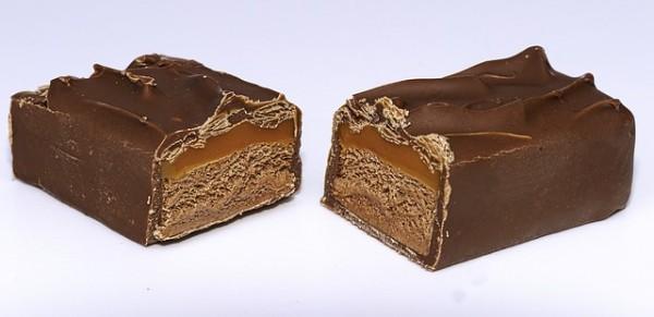 a) Snickers b) Mars c) Balaton szelet