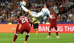 Gareth Bale a finálék egyik legszebb gólját szerezte.