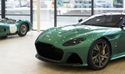 HIRDETÉS Legendás versenyautója előtt tiszteleg az Aston Martin 825a5f81ef