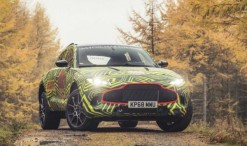 Hivatalos fotókon az Aston Martin első divatterepjárója fe4cfa64ac