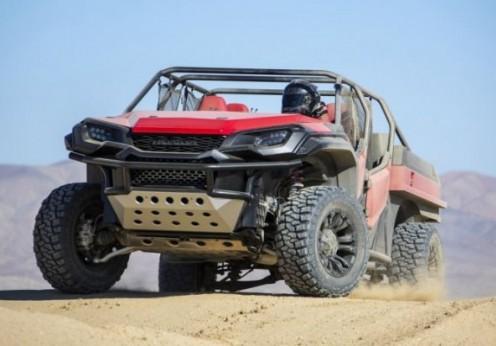 Honda Rugged Open Air Vehicle Concept (bennfenteseknek ROAVC.)
