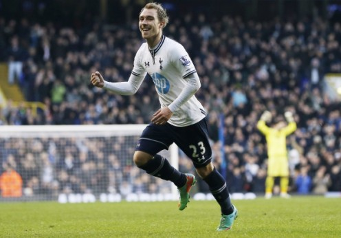 Tottenham Hotspur v West Bromwich Albion - Barclays Premier League